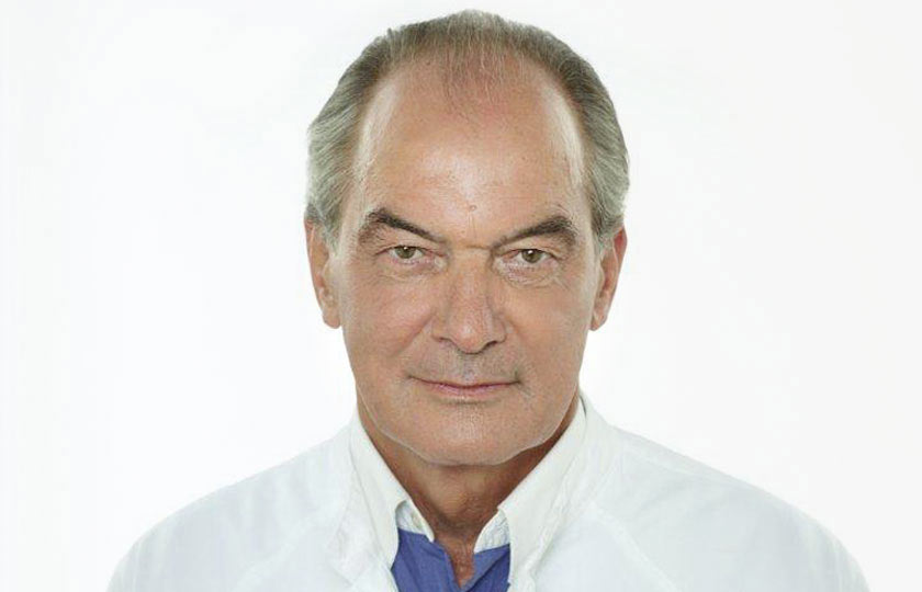 Prof. George Birkmayer, MD, PhD