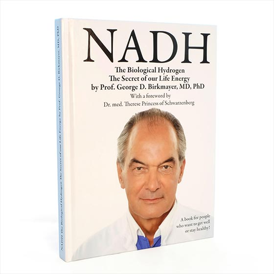 NADH - The biological form of hydrogen